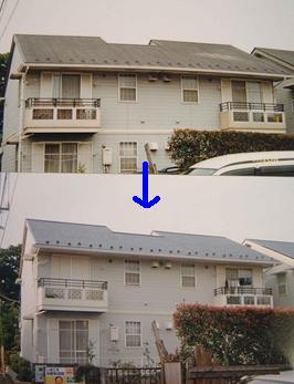 建物外部リフォーム(外壁)