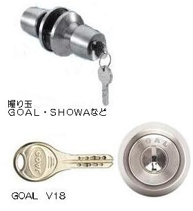 GOAL・SHOWAなど